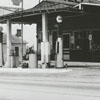 Quality Oil Company. Sam Fulp Shell Service Station at Greensboro Road.
