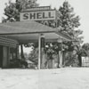 Quality Oil Company. J. M. Harris Shell Service Station on Rural Hall Road.