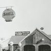 Quality Oil Company. Shouse and Stultz Shell Service Station on Rural Hall Road.
