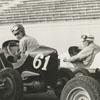Midget auto racing at Bowman Gray Stadium, 1939.