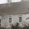 Bethabara Moravian Church parsonage after restoration, 1939.