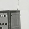 New WQMS police radio transmitter, 1939.