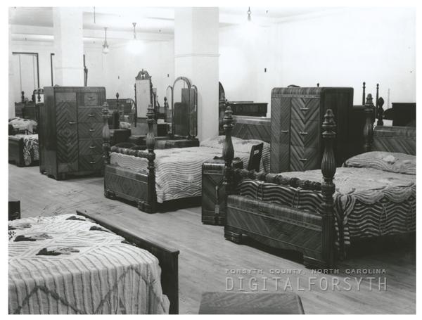 Huntley Hill Stockton Furniture Store, 1939.