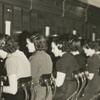 Southern Bell switchboard operators, 1939.