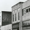Buildings in the 100 and 200 block of North Main Street, 1970.