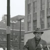 West Fourth Street near Spruce Street, 1960.