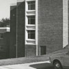 The Moravian Home when it opened in 1972.