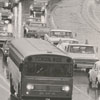 Traffic on Interstate 40, 1972.