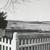 Fence at Augustus Eugene Conrad house, 1967.