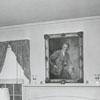 William Conrad in his home, built by Augustus Eugene Conrad, 1967.