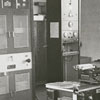 WSJS radio transmitter, 1941.