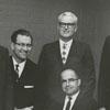 People beginning Pastoral Care internships at Baptist Hospital, 1965.