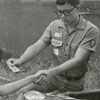 Boy Scout activities at Camp Raven Knob, 1965.