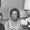 Archibald (Archie) Kimbrough and Mary Louise Bahnson Davis, 1965.
