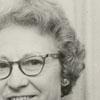 Mrs. Odell (Madge) Matthews, 1964.
