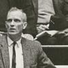 "Wake Forest basketball coach, Horace ""Bones"" McKinney, 1964."