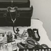 Items found in a doctor's medical bag, 1964.