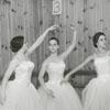 Ballet dancers, 1964.