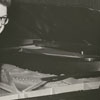 Piano duet team of Ferrante and Teicher  will be appearing in concert at Wait Chapel, 1964.