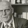 John W. Lowrey, retiring grocery store manager, 1964.