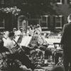 Salem Band concert, 1964.
