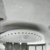Wait Chapel at Wake Forest undergoing acoustical changes, 1964.