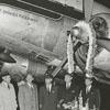 Piedmont Airlines retires the last DC3 airplane, 1963.