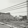 View from East Third Street of the 300 block of North Main Street, 1963.