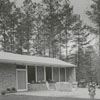 James Mitchell house at 315 Buckingham Road, 1963.