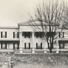 View of the Belo House on S. Main Street, 1962.