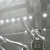 Wake Forest vs. Maryland basketball, 1962.