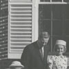 Mr. and Mrs. Marion (Carrie) Davis, with children, 1962.