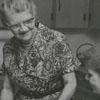 Karen Rose, Mrs. Ernesto Casa-Emellos (Ruth Parrish), and Keith Rose, 1962.