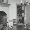 The Adam Butner House in Old Salem, 1962.