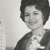 Normie Abercrombie, Miss Winston-Salem, 1962.