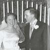 Wedding of Barbara Babcock and Frederic Hanes Lassiter, 1962.