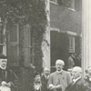 Mary Anna Morrison Jackson visits Salem College, her alma mater, to receive an honorary degree, 1914.