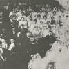 Salem Female Academy graduation in Home Moravian Church, 1894.