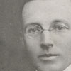 Albert J. Mize, 1918.