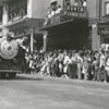 Forsyth County Centennial Parade on North Main Street, 1949.