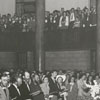 Forsyth County Centennial Celebration worship service at First Baptist Church, 1949.