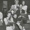 Forsyth County Centennial Celebration worship service at First Baptist Church, 1949.