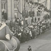 Winston-Salem Christmas Parade, 1947.