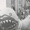 Winston-Salem Christmas Parade, 1947.