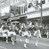 Winston-Salem Christmas Parade, 1954.