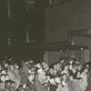 Winston-Salem Christmas Parade, 1957.