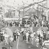 Winston-Salem Christmas Parade, 1958.