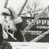 Winston-Salem Christmas Parade, 1965.
