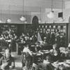 R. J. Reynolds High School library.