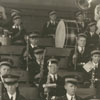 R. J. Reynolds High School band, 1937.